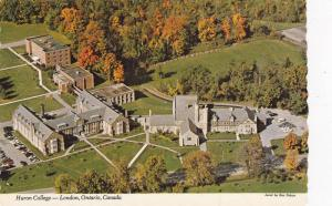 Air-View, Huron College, London, Ontario,   Canada,  50-70s