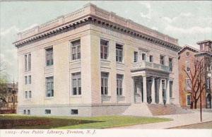 New Jersey Trenton Free Public Library