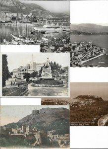 Monaco Postcard Lot of 10 With Some RPPC 01.05