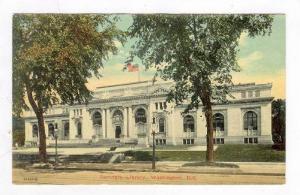 Exterior, Carnagie Library, Washingotn D.C., 00-10s