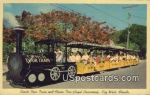 Conch Tour Train - Key West, Florida FL