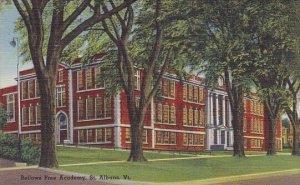 Bellows Free Academy Saint Johnsbury Vermont