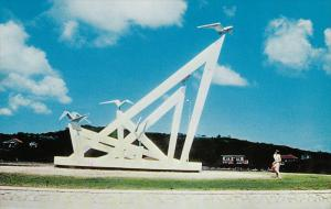 Monument To Autonomy of Netherlands Antilles, CURACAO, 40-60´