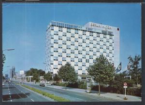 Berlin Hilton Hotel,Berlin Germany BIN