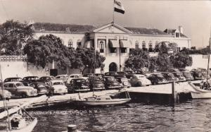 RP: CURACAO , N.W.I. , 30-40s; Governor's Palace