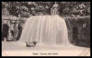 Fontana delle Sibille,Tivoli,Italy BIN