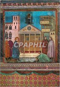Modern Postcard Assisi Basilica di S. Francesco (Chiesa Superiore) Saint Fran...