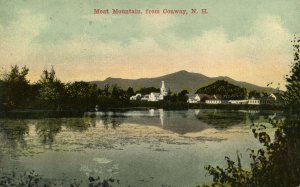 NH - Conway. Moat Mountain, Pequawket Pond