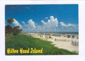 Twelve Miles Of Sandy Beaches, Hilton Head Island, South Carolina, PU-1994
