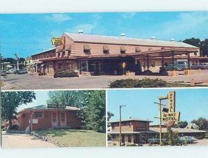 Unused Pre-1980 MOTEL SCENE Des Moines Iowa IA G7202