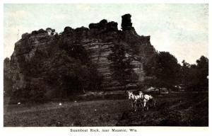 Wisconsin  Mauston , Steamboat Rock