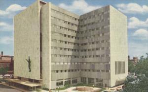 Exterior,  Mayo Clinic,  Mayo Building,  Rochester,  Minnesota,  30-40s