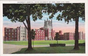 Iowa Iowa City University Hospital State University Of Iowa