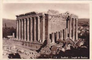 RP, Temple of Bacchus, Baalbeck, Lebanon, 10-20