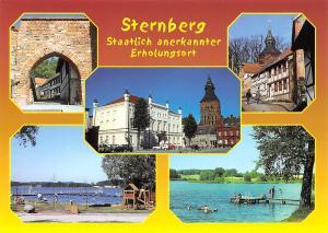 Germany Sternberg Staatlich anerkannter Erholungsort Market Place Lake