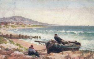 FIFESHIRE Coast , UK , 1905 ; Levin & Largo Bay ; TUCK 7230