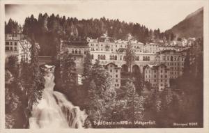 RP, Bad Gastein 1013 m. Wasserfall, North Rine-Westphalia, Germany, 10-20s