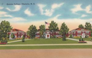 CHARLOTTE , N.C. , 30-40s ; Queens College