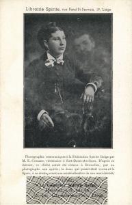 Ghost Photograph, Librairie Spirite, Le Courrier Spirits Belge (1910s) III