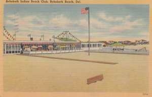 REHOBOTH BEACH, Delaware, 1930-1940s ; Rehoboth Indian Beach Club