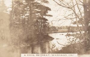 RP: A Cool Retreat , WASHAGO , Ontario , Canada , 1920-30s