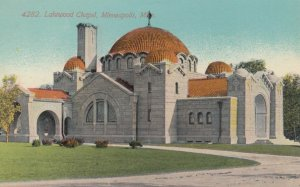 MINNEAPOLIS, Minnesota, 1900-10s; Lakewood Chapel