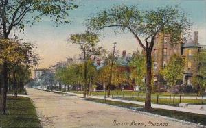 Illinois Chicago Drexel Blvd