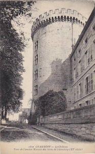 Le Chateau, Tour De l'Ancien Manoir Des Sires De Chambery, Chambery (Savoie),...
