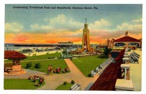 FL - Daytona Beach. Ocean Front Park and Boardwalk