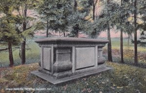KITTERY PARK, Maine, 1900-10s; Sir William Pepperell's Tomb