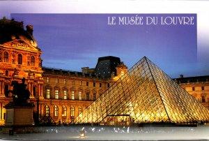 France Paris Le Musee Du Louvre