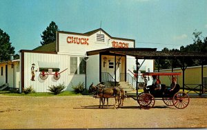 Arkansas Emmet Arkla Village Chuck Wagon Restaurant