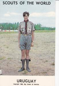 Boy Scouts of the World, URUGUAY, 1960´s