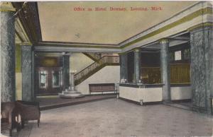 Office in Hotel Downey , LANSING , Michigan , 00-10s