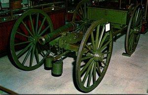 Vermont Bennington Museum Cannon Captured At Battle Of Bennington 16 August 1777
