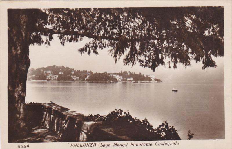 RP: Lake Maggiore , Italy , 10-30s ; Pallanza