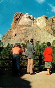 South Dakota Black Hills Mount Rushmore