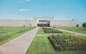 Museum of Natural History , REGINA , Saskatchewan , Canada , 1950-60s