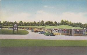 Alabama Mobile Winter Gardens Motor Hotel