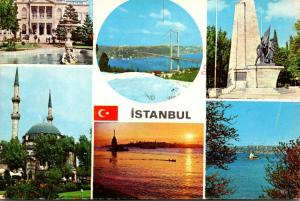 Turkey Istanbul Multi View 1988