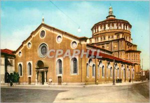 Modern Postcard Milano SML Church of Graces