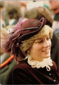 Diana Princess of Wales Royals Royalty Tim Graham Unused Vintage Postcard C3
