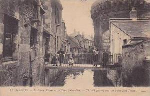 France Nevers Le Vieux Nevers et la Tour Saint Eloi