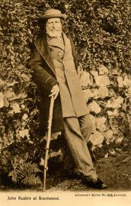 Famous People - John Ruskin at Brantwood
