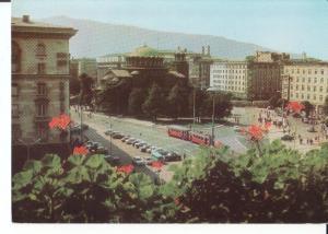 Postal-Postcard 17546: SOFIA BULGARIA - Plaza de Sofia  Se desconoce localiza...