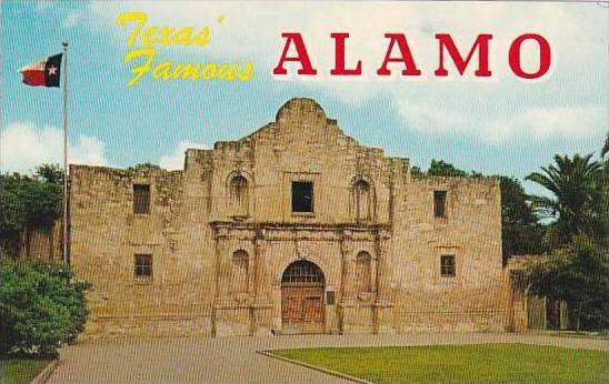 Texas San Antonio The Alamo