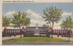 Pennsylvania Waynesboro High School