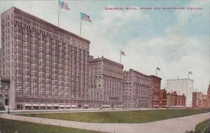 Illinois Chicago Congress Hotel Annx And Auditorium