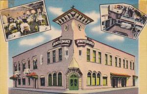 Las Novedades Tampa's Oldest Spanish Restaurant Tampa Florida 1951