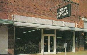 SAMSON , Alabama , 1950-60s ; Florist & Gift Shop